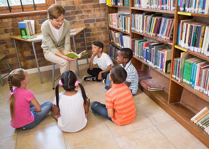 Comprensión lectora y animación a la literatura infantil y juvenil