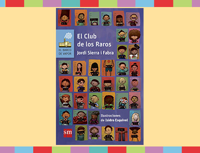 Obra 4.º El Club de los Raros
