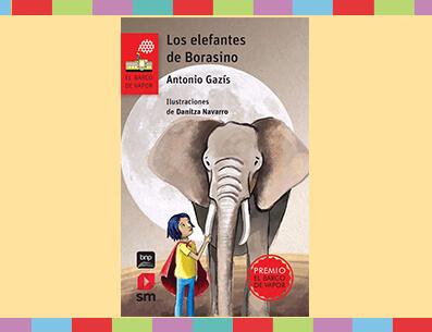 Obra 1.º Los elefantes de Borasino