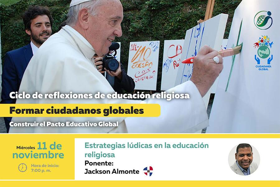 Estrategias lúdicas en la educación religiosa