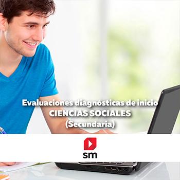 Propuestas de evaluaciones diagnósticas – secundaria (ciencias sociales)