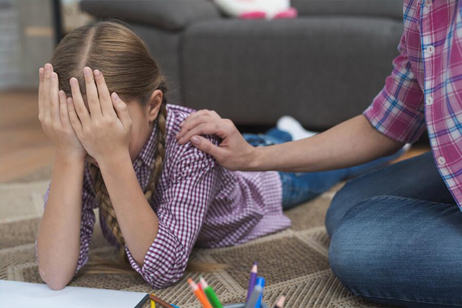 El duelo en niños y adolescentes: Cómo manejar la pérdida de seres queridos durante la pandemia