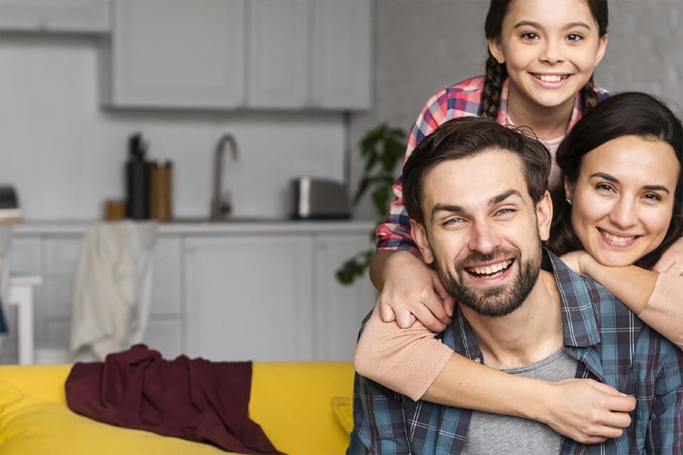 El autocuidado en los padres de familia, del sacrificio a la entrega