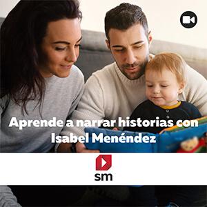 Narrar cuentos con Isabel Menéndez